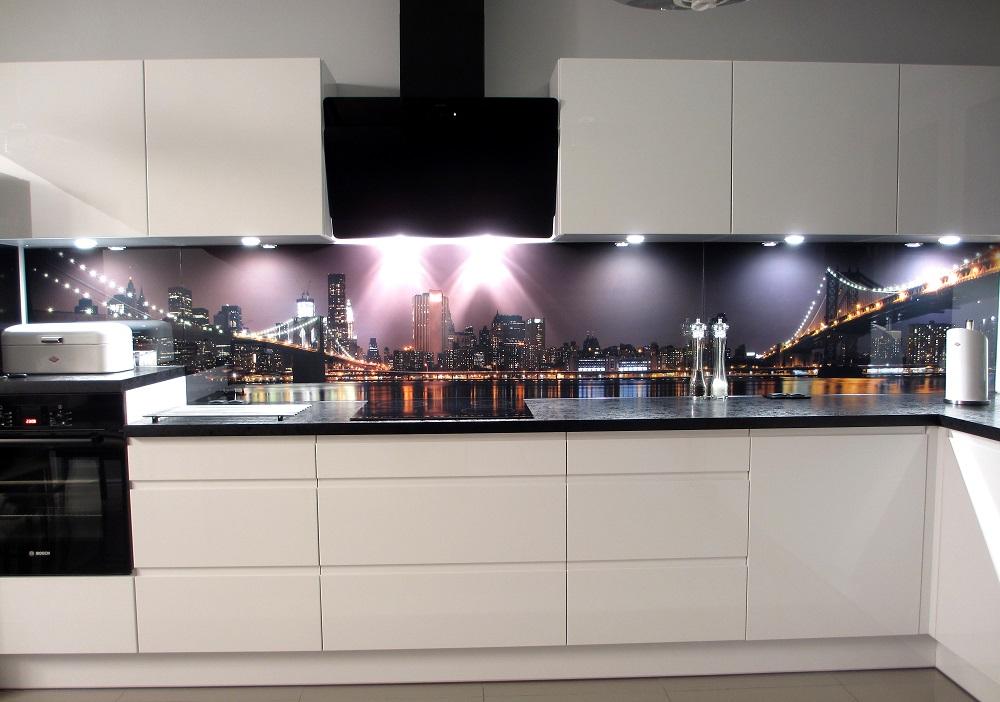 Wybitny Szkło w kuchni. OE18